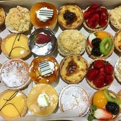 Cakes and tarts platter thumbnail