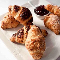 Chocolate croissant - mini thumbnail