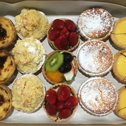 Sweet tartlets platter thumbnail