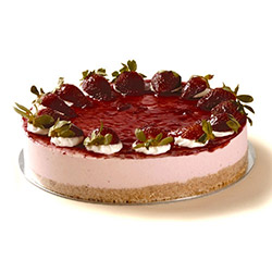 Cheesecake - 11 inches - serves up to 20 thumbnail