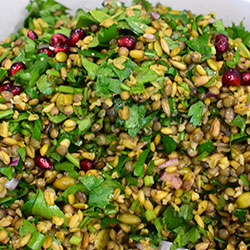 Ancient grain salad thumbnail