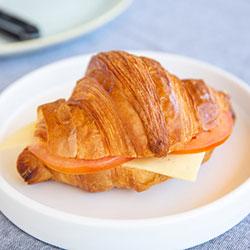 Savoury croissants - large thumbnail