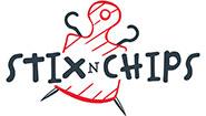 Stix n Chips logo