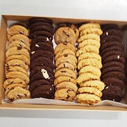 Freshly baked cookies thumbnail