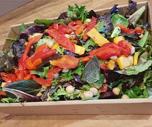 Mediterranean salad thumbnail