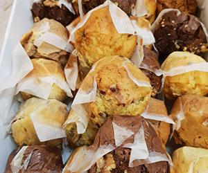 Housemade muffin - mini thumbnail