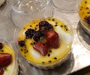 Yoghurt and muesli cup - 235ml thumbnail