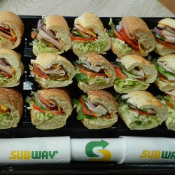 Signature sub platter - serves 5 to 8 thumbnail