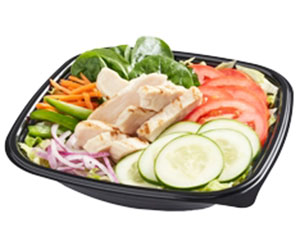 Mediterranean chicken salad thumbnail