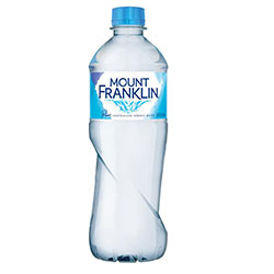 Mount Franklin still water - 600 ml thumbnail
