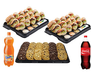 Subway feast bundle thumbnail