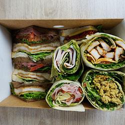 Sandwiches and wraps thumbnail