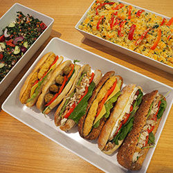 Baguette and salad package thumbnail