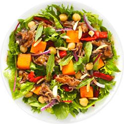 Moroccan lamb salad thumbnail