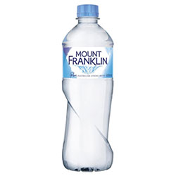 Water - Mount Franklin - 600ml thumbnail