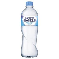 Water - Mount Franklin - 600ml thumbnail