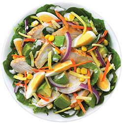 Power protein salad thumbnail