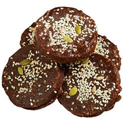 Raw brownie cookie thumbnail