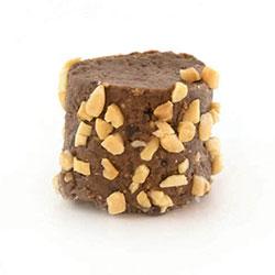 Raw caramel crunch bite thumbnail