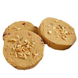 Vegan cranberry crunch cookie thumbnail
