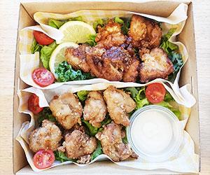 Karaage chicken combo thumbnail
