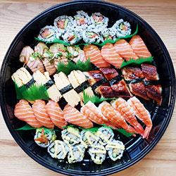Nigiri platter - serves 4-5 thumbnail