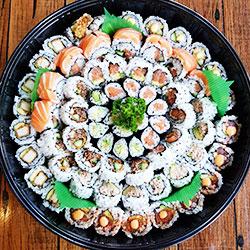 Roll platter - serves 4 thumbnail
