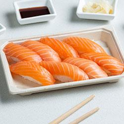 Salmon nigiri thumbnail