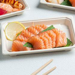 Salmon sashimi thumbnail