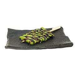 Grilled asparagus thumbnail