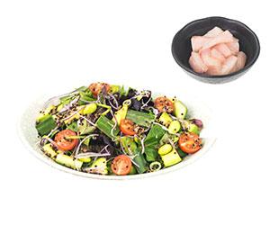 Kingfish salad thumbnail