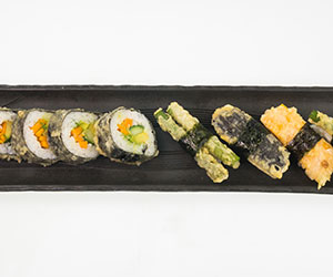 Vegetable tempura box thumbnail