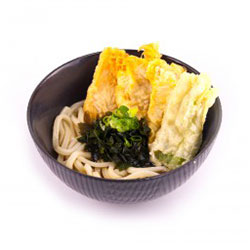 Vegetable tempura udon thumbnail