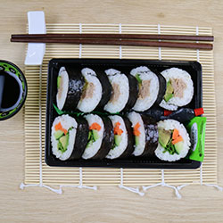Large slice sushi - special lunch pack 1 thumbnail