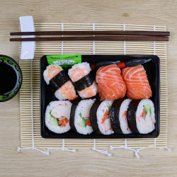 Sushi nigiri - special lunch pack thumbnail