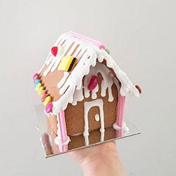 Gingerbread house thumbnail