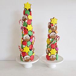 Christmas towers thumbnail