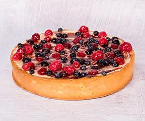 Mixed berry tart thumbnail