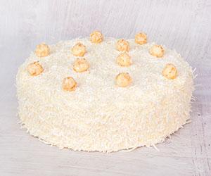Raffaelo cake thumbnail