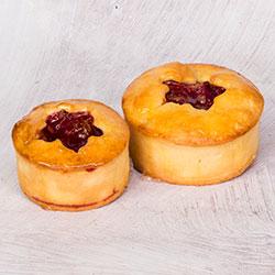 Raspberry, macadamia and apple thumbnail