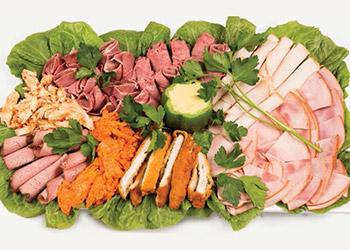 Meat platter thumbnail