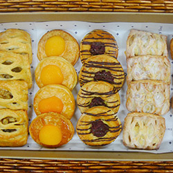 Assorted pastries - mini thumbnail