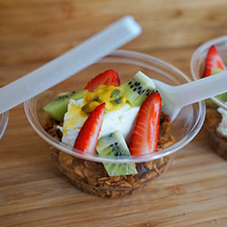 House-made granola cup - 240ml thumbnail