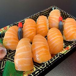 Salmon sushi box thumbnail