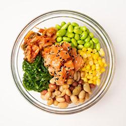 TSK salmon poke bowl thumbnail