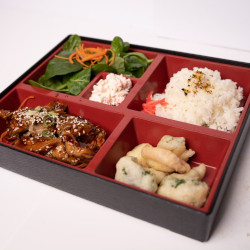 Teriyaki chicken bento box thumbnail