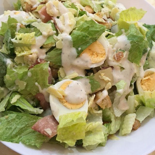 Caesar salad thumbnail