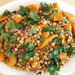Chick peas salad thumbnail