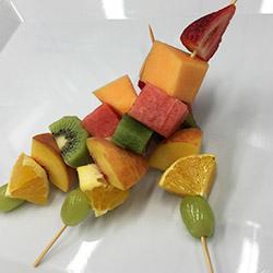 Fruit skewer - large thumbnail