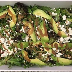 Mixed leaf salad thumbnail